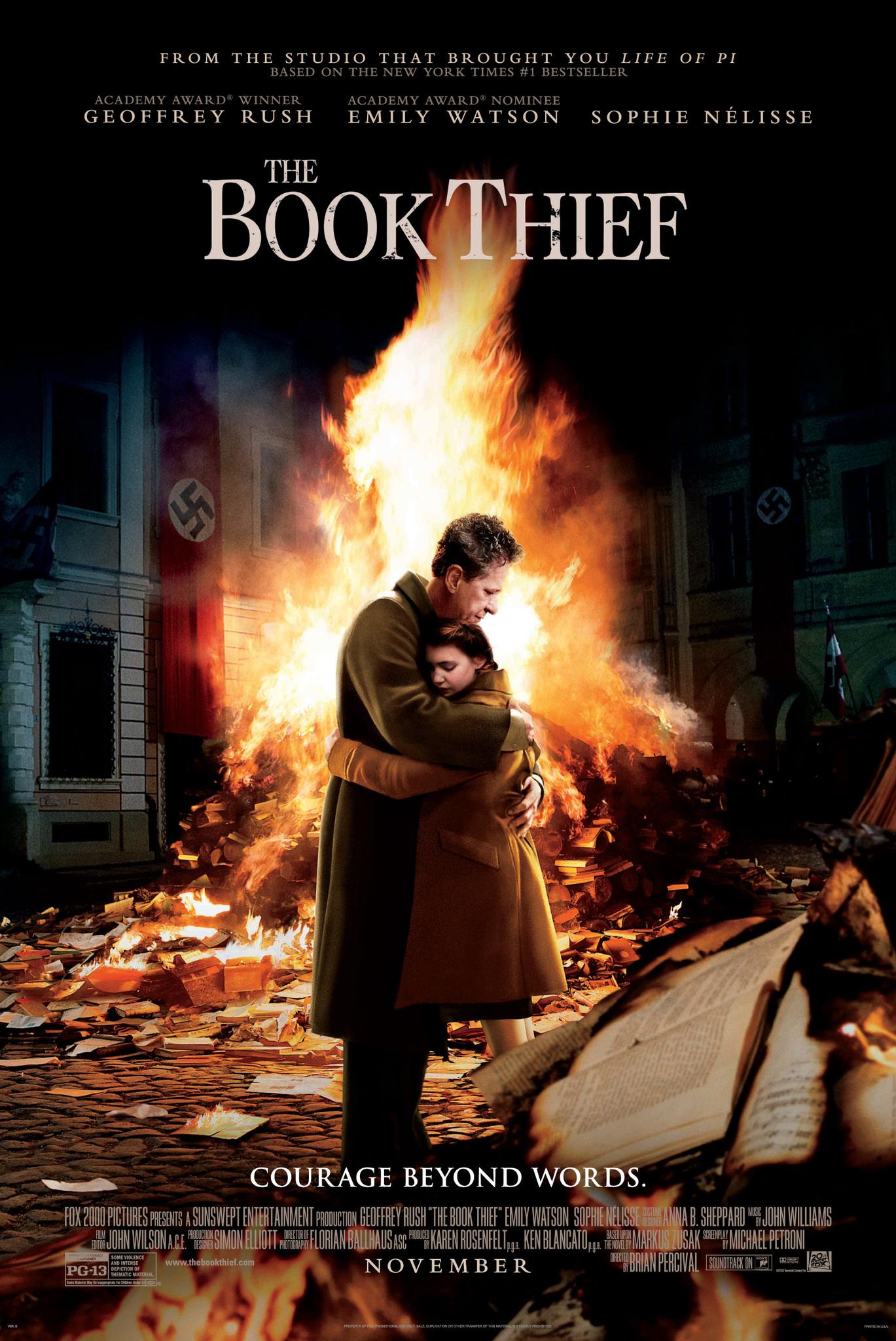 The Book Thief (2013) BluRay 480p, 720p & 1080p