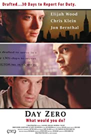 Day Zero Poster