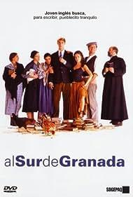 Matthew Goode, Ángela Molina, Antonio Resines, Verónica Sánchez, and Guillermo Toledo in Al sur de Granada (2003)
