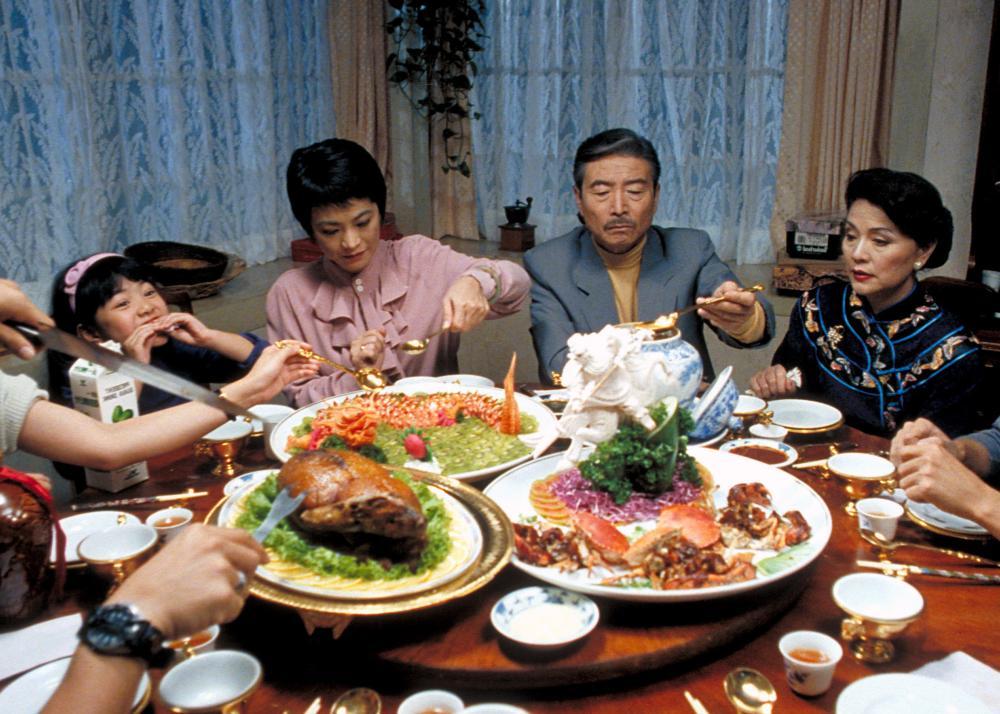 Ah-Lei Gua, Sylvia Chang, Sihung Lung, and Yu-Chien Tang in Yin shi nan nu (1994)