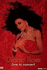 Diana Ross in Concert! Poster