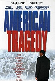 American Tragedy Poster