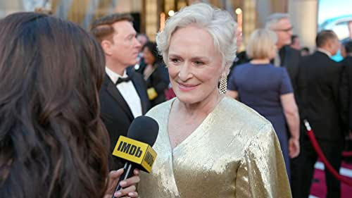 'The Wife' Star Glenn Close Feels Loved and Appreciated