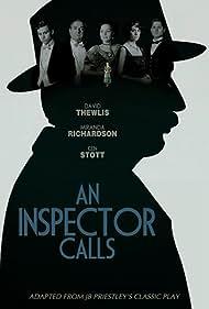 David Thewlis, Miranda Richardson, Ken Stott, Chloe Pirrie, Kyle Soller, and Finn Cole in An Inspector Calls (2015)