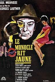 Le monocle rit jaune (1964) Poster - Movie Forum, Cast, Reviews