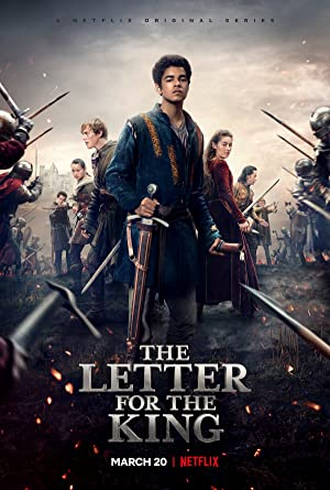 Download The Letter for the King S01 (2020) [Hindi + English] Dual Audio 5.1 NetFlix Webseries 720p | 480p WebRip 500MB | 150MB Per Episode