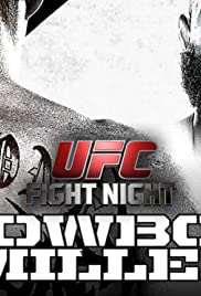 UFC Fight Night: Cerrone vs. Miller Poster