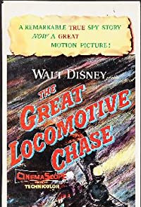 Primary photo for The Great Locomotive Chase