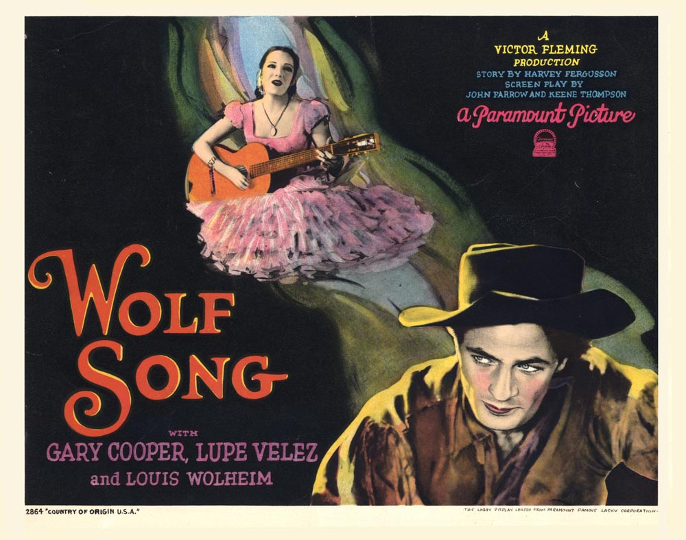 The Wolf Song (1929) - IMDb