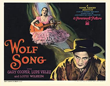 The Wolf Song Victor Fleming