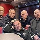 Bohdan Lazuka, Damian Jewsienia, Sebastian Jarmolski, Krzysztof 'Diablo' Wlodarczyk, and Lukasz Szoblik in Futro z misia (2019)