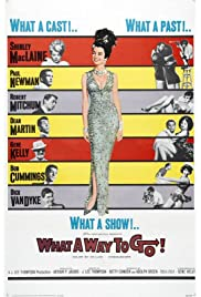 Download What a Way to Go! (1964) Movie