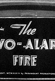 The Two-Alarm Fire Poster