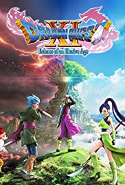 Dragon Quest XI: Echoes of an Elusive Age Poster