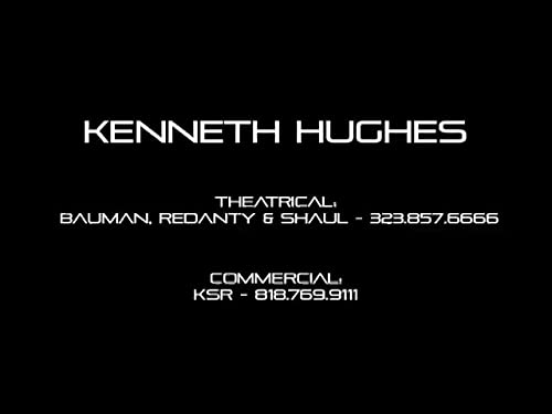 Kenneth Hughes Acting Reel - 2 minute