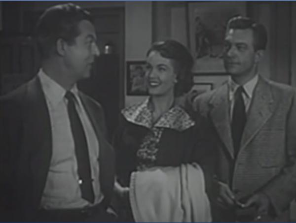 Mr Mrs North Trained For Murder Tv Episode 1953 Imdb