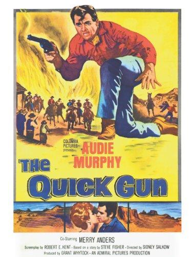 Audie Murphy in The Quick Gun (1964)