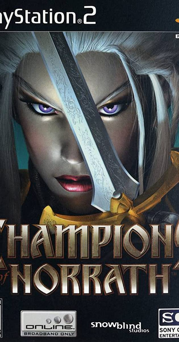 Champions of Norrath: Realms of EverQuest (Video Game 2004