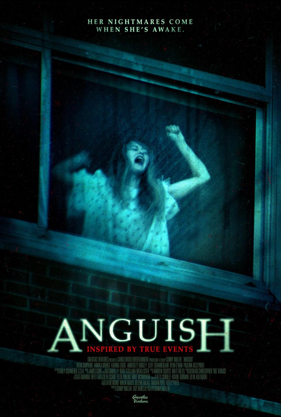 Ryan Simpkins in Anguish (2015)