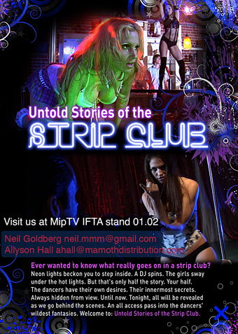 Untold stories of the strip club