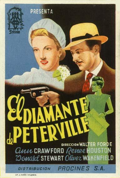 The Peterville Diamond (1943)