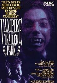 Vampire Trailer Park Poster
