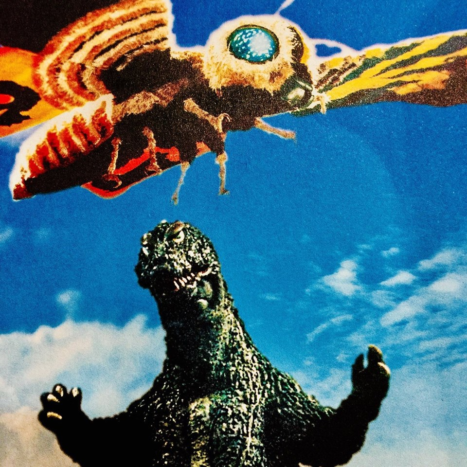 Godzilla vs. Mothra – Γκοτζίλα και Μόθρα: Η Μάχη της Γης