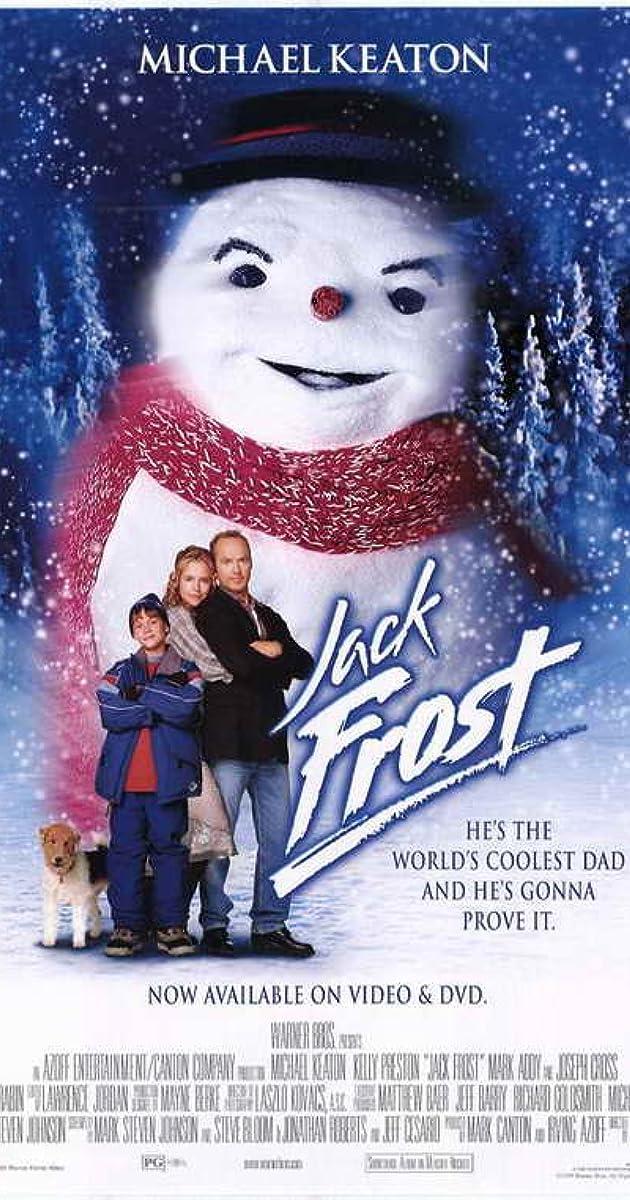 Jack Frost (1998)   IMDb