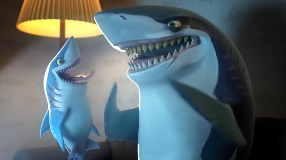Hungry Shark Shorts (2015-)