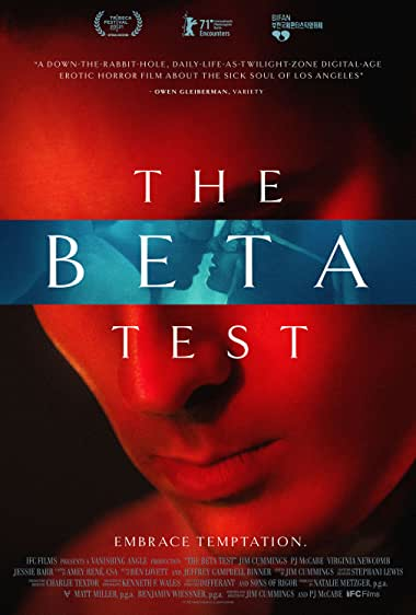 The Beta Test (2021) DVDScr English Full Movie Watch Online Free