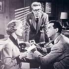 Stan Freberg, Fred MacMurray, and Dorothy McGuire in Callaway Went Thataway (1951)