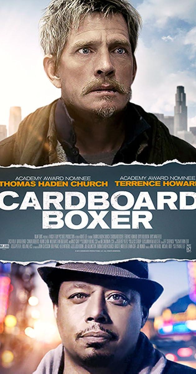 Subtitle of Cardboard Boxer