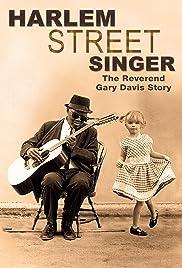 Harlem Street Singer Poster