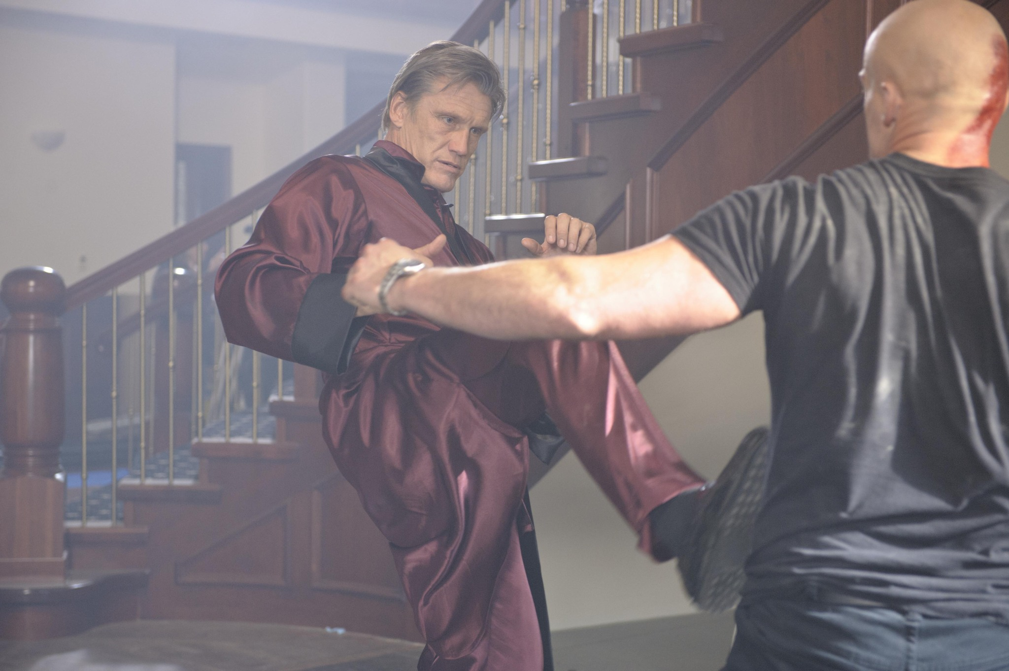 Dolph Lundgren in The Package (2013)