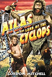 Atlas Against the Cyclops Poster