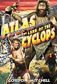 Primary photo for Atlas Against the Cyclops