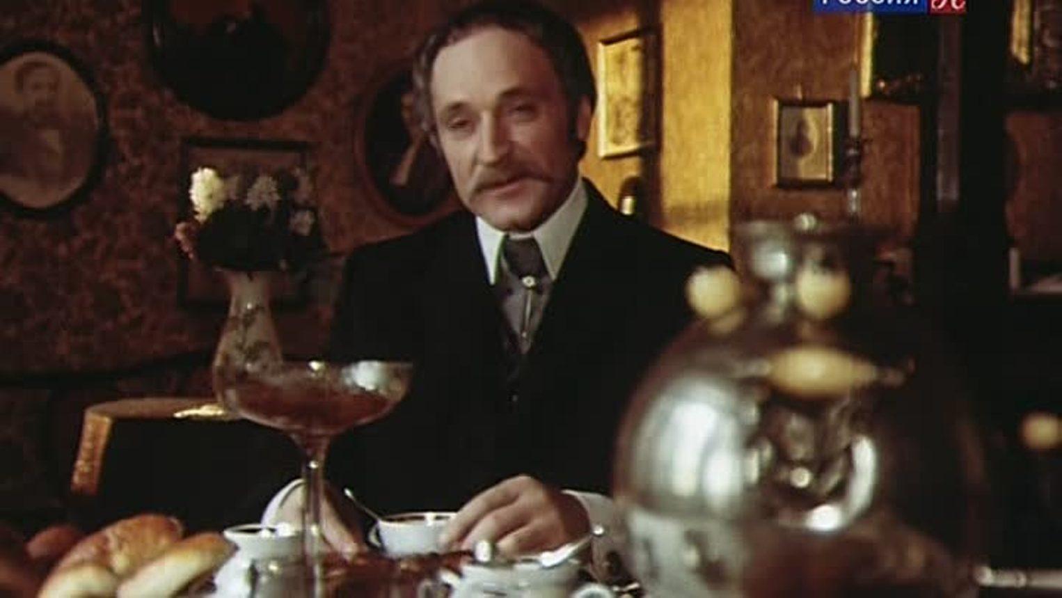 Boris Khimichev in Ottsy i deti (1983)