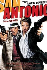 Gérard Depardieu and Gérard Lanvin in San Antonio (2004)