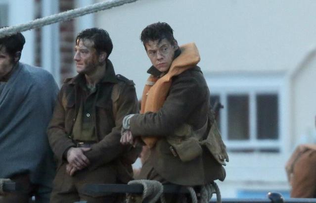 Harry Styles in Dunkirk (2017)