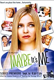 Maybe It's Me Poster