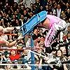 Steve Austin and Bret Hart in WrestleMania 13 (1997)