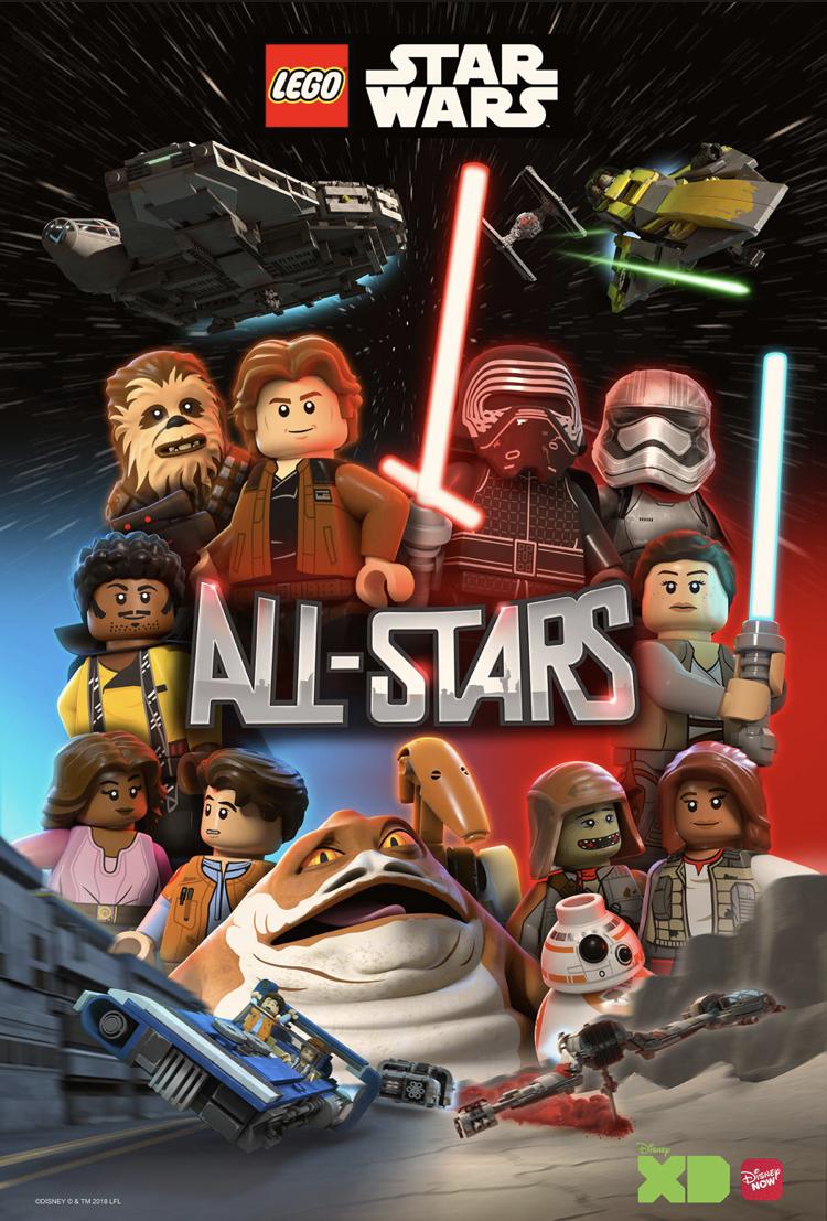 Lego Star Wars All Stars Tv Series 2018 Imdb