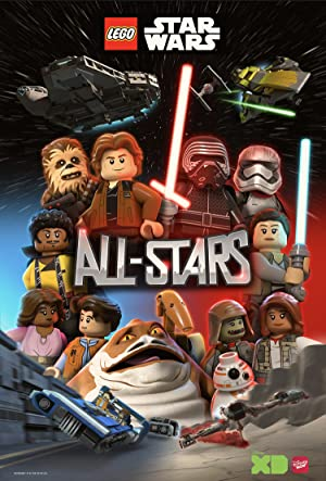 Where to stream Lego Star Wars: All-Stars