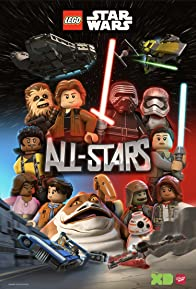 Primary photo for Lego Star Wars: All-Stars