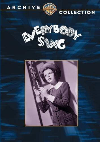 Judy Garland in Everybody Sing (1938)