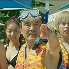 In-hwan Park, Shim Eun-kyung, Seul-gi Kim, and Jung Jinyoung in Soo-sang-han geun-yeo (2014)