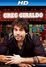 Greg Giraldo: Midlife Vices Poster