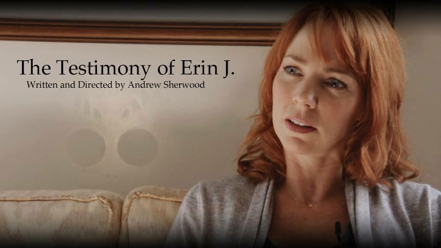 Sarah Litzsinger in The Testimony of Erin J (2013)