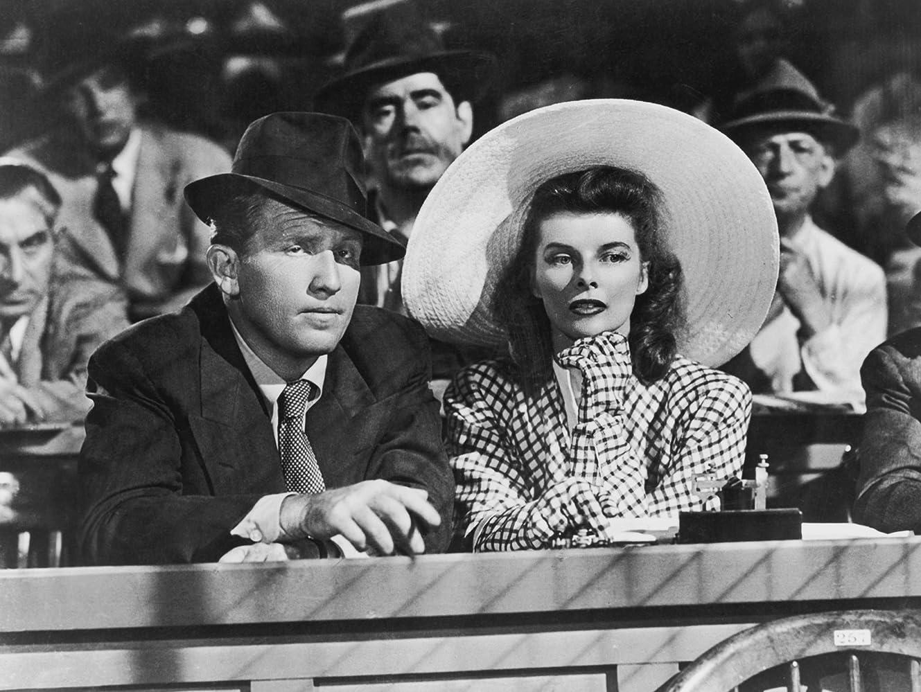 Yılın Kadını Katharine Hepburn, Spencer Tracy ve Sam Craig (1942)