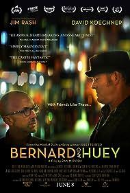 David Koechner and Jim Rash in Bernard and Huey (2017)